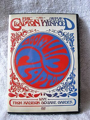 Eric Clapton & Steve Winwood- Live From Madison Square Garden - Dvd - Great Gift