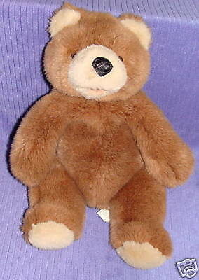 "Ganz Vintage 1985 Two Toned Bear 16"" Tall Rare Htf~Bd18"