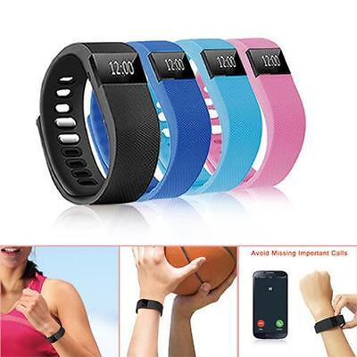 Chic Fitness Wrist Band Activity Tracker Pedometer Bracelet Sleep Sports Smart