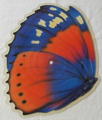 BARCLAY JAMES HARVEST UK 1983 SHAPED PICTURE DISC Just a Day Away POPPX585