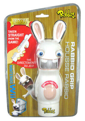 MAD CATZ WII Grip Rayman Rabbids for Remote Controller Nintendo WII MAD CATZ