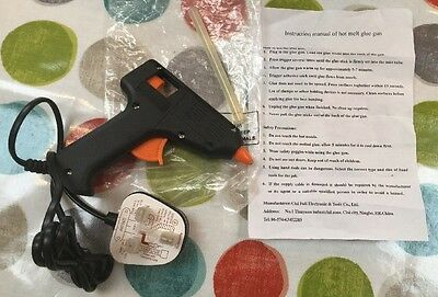 New Mini Hot Melt Glue Gun Ideal For All types Of Crafting