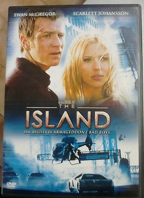 Dvd - THE ISLAND (Vendita) Mc Gregor, Johansson
