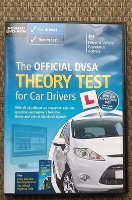 DVSA Official Theory Test DVD