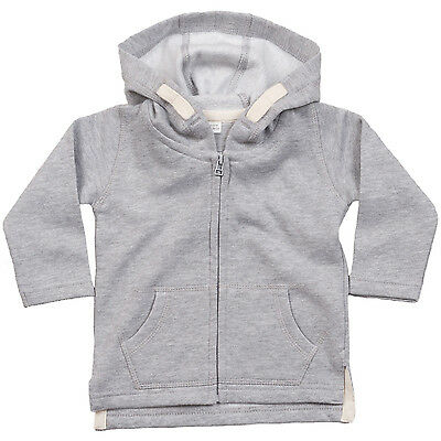 Sweat-shirt à capuche bébé