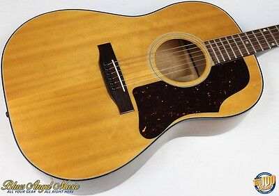 Vintage Early-Mid '70s Gibson B-25 Acoustic Guitar w/HSC, Natural  #37887