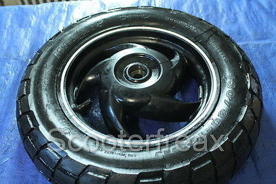 Piaggio NEW TPH 125 Hinterrad Felge 130/80-12 140mm Trommel Rear Wheel Felge