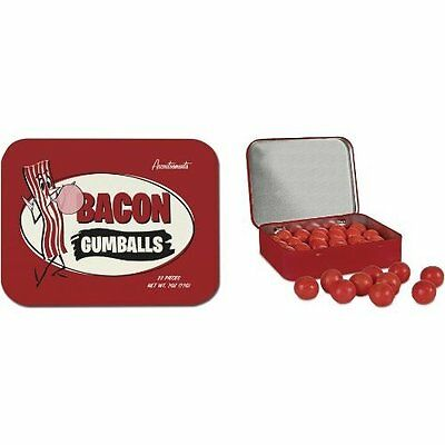 Bacon Gumballs 22 Pieces Novelty Product Gag Gifts Meat Breakfast #189683