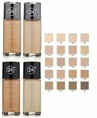 REVLON colorstay 24 hours foundation - normal to dry skin in 200 nude 30ml SPF15
