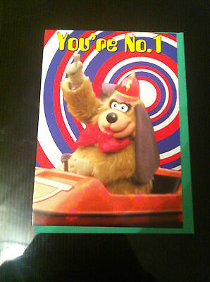 BN You're No 1 Card with Fleegle from The Banana Splits