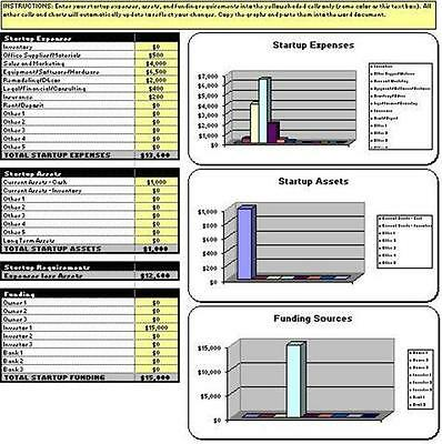 Janitorial Service Residential & Commercial Cleaning Business Plan Template NEW