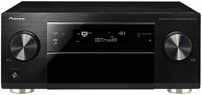 Pioneer VSX-2021 7.1 Channel HDMI 3D AV Receiver (Black) 150W WhatHiFi 5 Stars