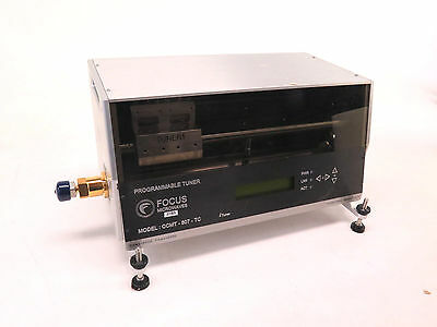 Focus Microwaves ICCMT-807-TC Programmable Tuner