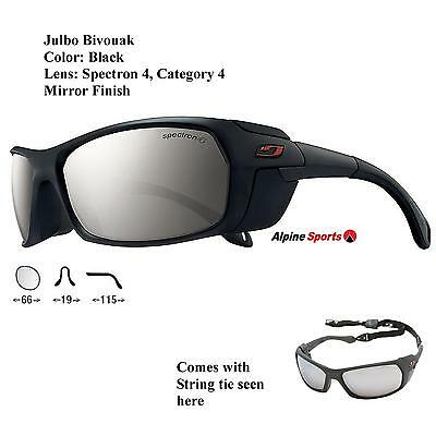 Julbo Bivouak Spectron 4 Catagory 4 Outdoor Glasses