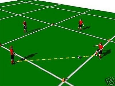 Under 8's Football Coaching - 12 Week Course - Drills