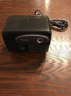 Auto-Stop Panasonic KP-310 Electric Pencil Sharpener Tested and Working!