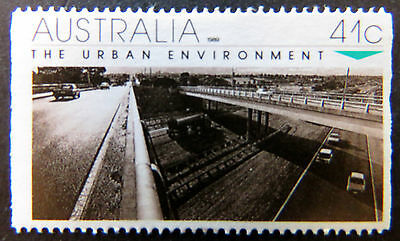 Australian Decimal Stamps:1989 Urban Environment Booklet Stamps - Single MNH
