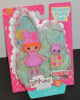 Mini Lalaloopsy Doll Bouncer Fluffy Tail Target Exclusive Easter