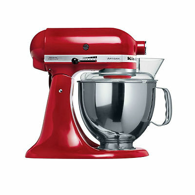KitchenAid Stand Mixer KSM150 - Empire Red