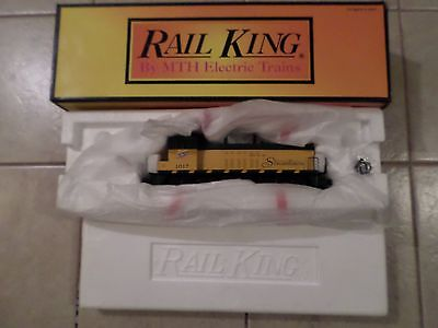 RAIL KING Rail King Chicago Northwestern #1017 SW-8 Switcher 30-2165-1 MIB