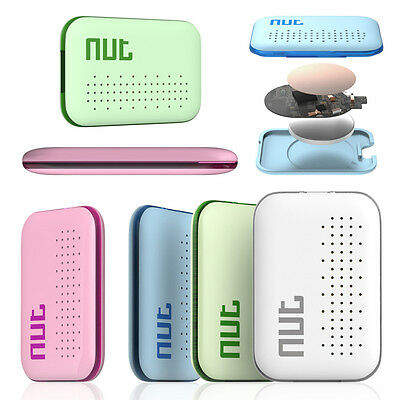 Nut 3 Mini Smart Tag GPS Tracker Bluetooth Anti-lost Finder Alarm Finder Locator