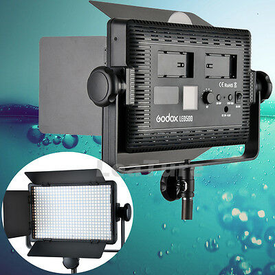 Godox LED500W 5600K Daylight LED Video Continuous Light Lamp Panel w/ Remote