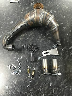 BZM Micro Losi 5ive exhaust