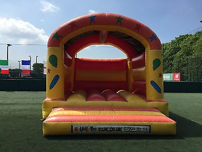 Commercial Grade Bouncy Castle - adult friendly huge 15 x 18 ft