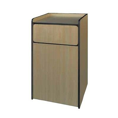Winco WR-35, Waste Receptacle, for up to 35 Gallon Trash Can