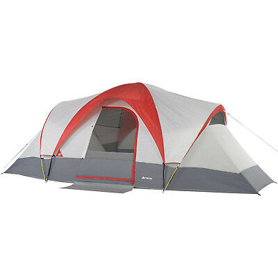 Ozark Trail 10 Family Tent Waterproof Large Outdoor C&ing Hiking Cabin Shelter  sc 1 st  PicClick & OZARK TRAIL 10 Family Tent Waterproof Large Outdoor Camping Hiking ...