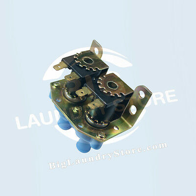 NEW 2-Way Water Valve for 110V Dexter Washer - #: 9379-183-001, 9379-183-012