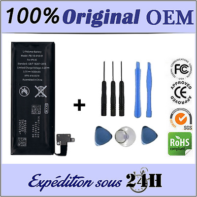 Battery Original Oem For Iphone 4S / 4Gs - Superior Quality / + Tool Kits
