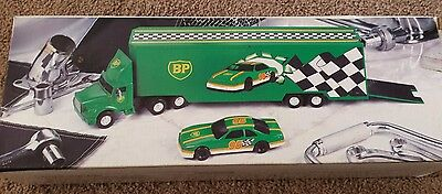 1995 BP Toy Racing Transport Truck Limited Edition Collectors Series 5th New