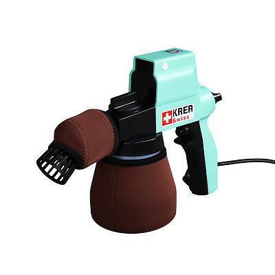 KREA Swiss LM3 hotCHOC Heated Chocolate Spray Gun 230V (UK)