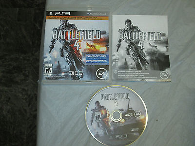 Battlefield 4 (PlayStation 3, PS3) complete