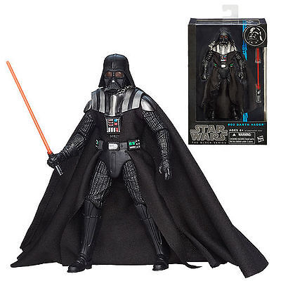 Star Wars Black Series 6 Inch Action Figure Wave 5 - Darth Vader
