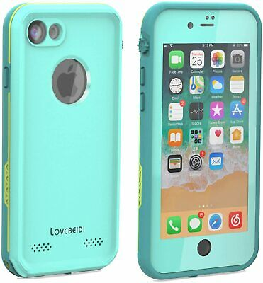 Heavy Cover For iPhone 8 Plus Waterproof Case iphone 7 Shock screen protector