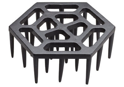 Winco APHS-7, Aluminum Pizza Heat Sink with Non-Stick Coating, 6.75 Inch Dia, 22