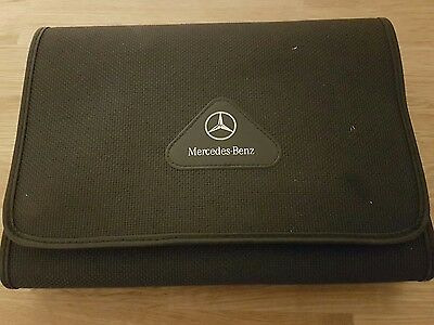 Genuine Mercedes A Class Owners Manual Handbook Document Pack Wallet Print 1998