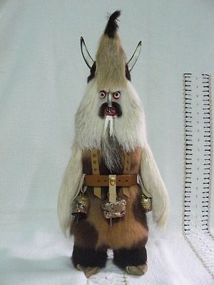 Authentic Traditional Balkan Bulgarian Gothic Doll – Kuker