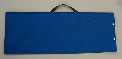 Companionway Hatch Board Bag 3 pocket  - Made in the USA Any Color SUNBRELLA