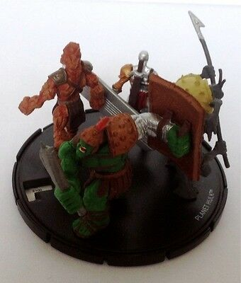 Heroclix Marvel Monsters And Mutations Planet Hulk E100 with Green Scar - NEW