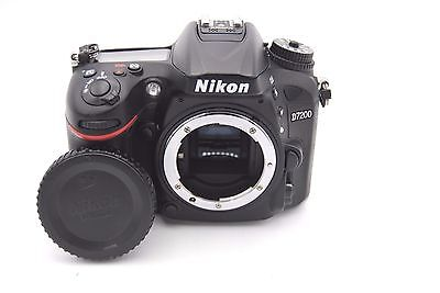 Nikon D7200 24.2Mp 3.2''screen Dslr Camera Body Only - Shutter Count:17712