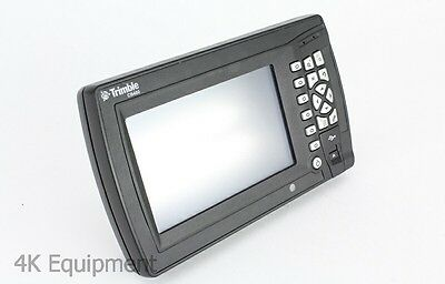 Trimble CB460 Control Box Display for GCS900 Machine Control w/ 12.30 Autos