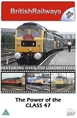 The Power of the Class 47 | Railway DVD
