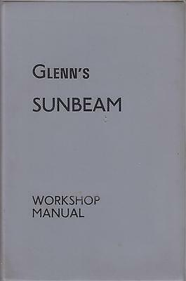 Sunbeam Alpine Mk I Ii Iii Iv & Tiger 260 ( 1959 - 1965 ) Owners Workshop Manual