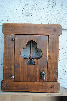 "Wooden window  ""FIORI"" -G-"