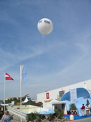 advertising inflatable giant big balloon helium commercial NEW NO TAGS on it
