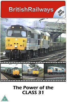 The Power of the Class 31 | Railway DVD