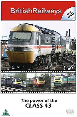 The Power of the Class 43 | Intercity 125 | HST | Railway DVD